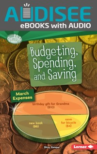 Cover Budgeting, Spending, and Saving