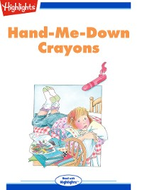 Cover Hand-Me-Down Crayons