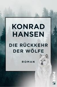 Cover Die Rückkehr der Wölfe