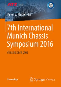 Cover 7th International Munich Chassis Symposium 2016