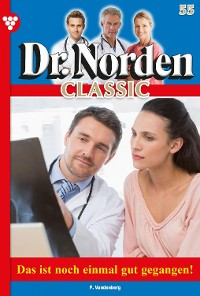 Cover Dr. Norden Classic 55 – Arztroman