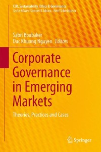 Cover Corporate Governance in Emerging Markets