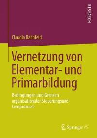 Cover Vernetzung von Elementar- und Primarbildung
