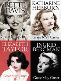 Cover Box Set: Ingrid Bergman, Bette Davis, Katharine Hepburn, Elizabeth Taylor