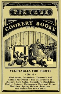 Cover Vegetables For Profit - No. 4