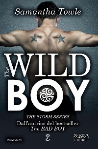 Cover The Wild Boy
