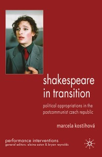Cover Shakespeare in Transition