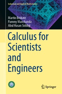 Cover Calculus for Scientists and Engineers