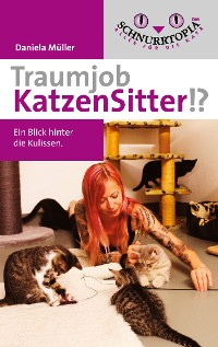 Cover Traumjob Katzensitter