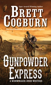 Cover Gunpowder Express