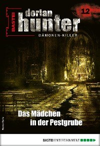 Cover Dorian Hunter 12 - Horror-Serie