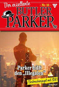Cover Der exzellente Butler Parker 10 – Krimi