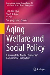 Cover Aging Welfare and Social Policy