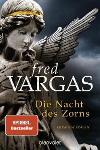 Cover Die Nacht des Zorns