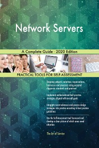 Cover Network Servers A Complete Guide - 2020 Edition