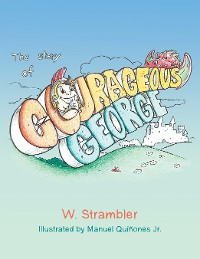 Cover The Story of Courageous George