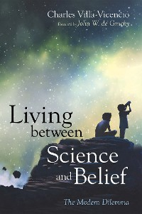 Cover Living between Science and Belief