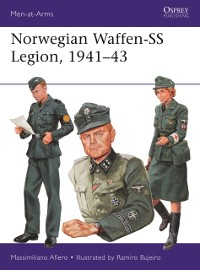 Cover Norwegian Waffen-SS Legion, 1941 43