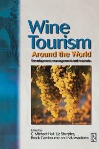 Cover Wine Tourism Around the World