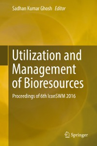 Cover Utilization and Management of Bioresources