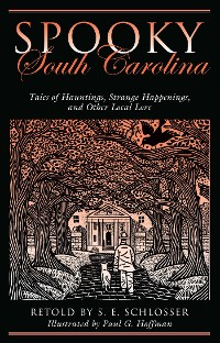 Cover Spooky South Carolina