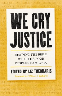 Cover We Cry Justice