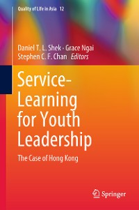 Cover Service-Learning for Youth Leadership