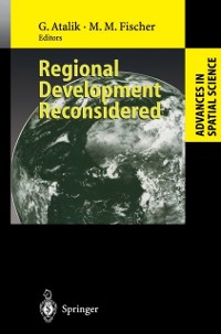 Cover Regional Development Reconsidered