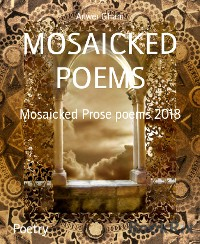 Cover MOSAICKED POEMS