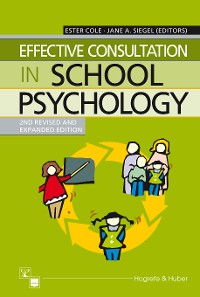 Cover Effective Consultation in School Psychology