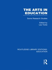 Cover Arts in Education