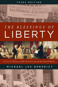 Cover The Blessings of Liberty