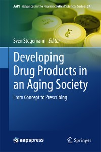 Cover Developing Drug Products in an Aging Society