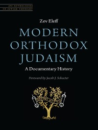 Cover Modern Orthodox Judaism