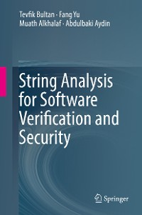 Cover String Analysis for Software Verification and Security
