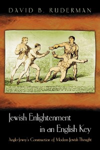 Cover Jewish Enlightenment in an English Key