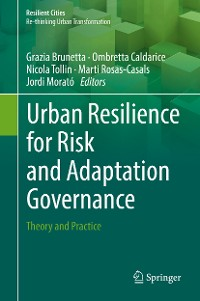 Cover Urban Resilience for Risk and Adaptation Governance