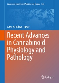 Cover Recent Advances in Cannabinoid Physiology and Pathology