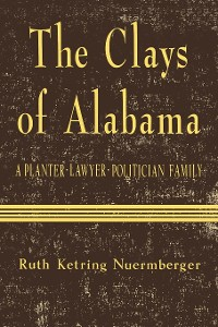 Cover The Clays of Alabama