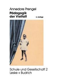 Cover Padagogik der Vielfalt
