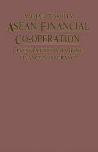 Cover ASEAN Financial Co-Operation
