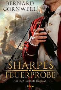 Cover Sharpes Feuerprobe