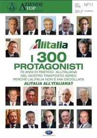 Cover Alitalia - I 300 protagonisti