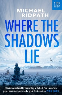 Cover Where the Shadows Lie