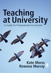 Cover Teaching at University