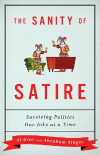 Cover The Sanity of Satire