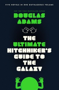 Cover Ultimate Hitchhiker's Guide to the Galaxy