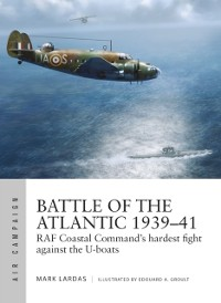 Cover Battle of the Atlantic 1939 41