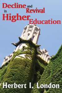 Cover Decline and Revival in Higher Education