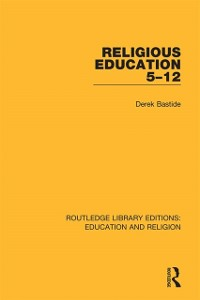 Cover Religious Education 5-12